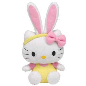 hello kitty easter bunny