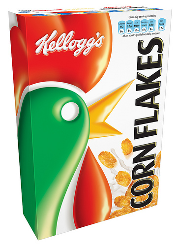 kelloggs corn flakes cereal coupon