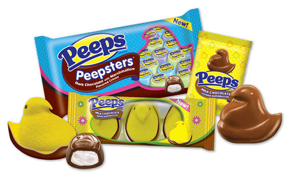 marshmallow peeps coupon 2012