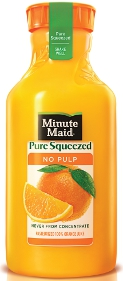 minute maid pure squeezed coupon