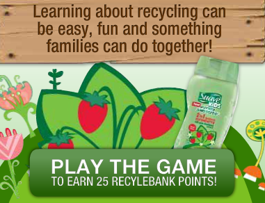 recyclebank suave points