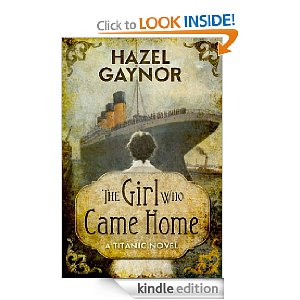 the girl who came home kindle freebie