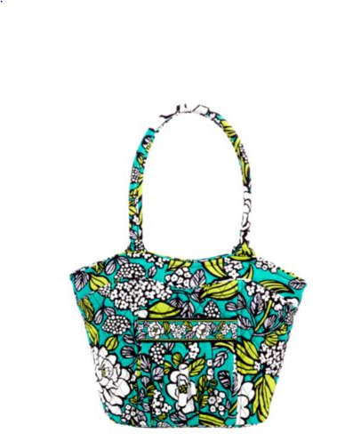 vera bradley-sweetheart shoulder bag