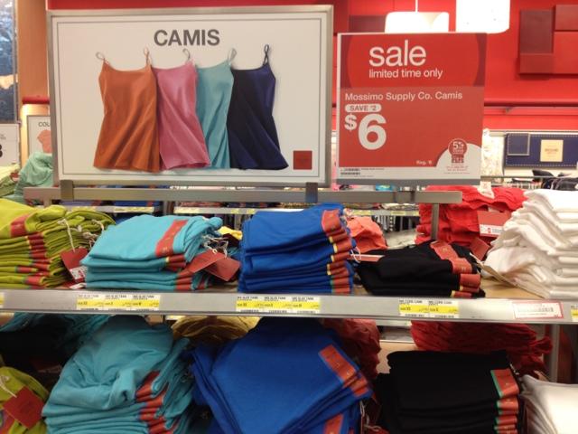 Target: Women's: Clothing: Junior's: Junior's Basic Tees: Mo