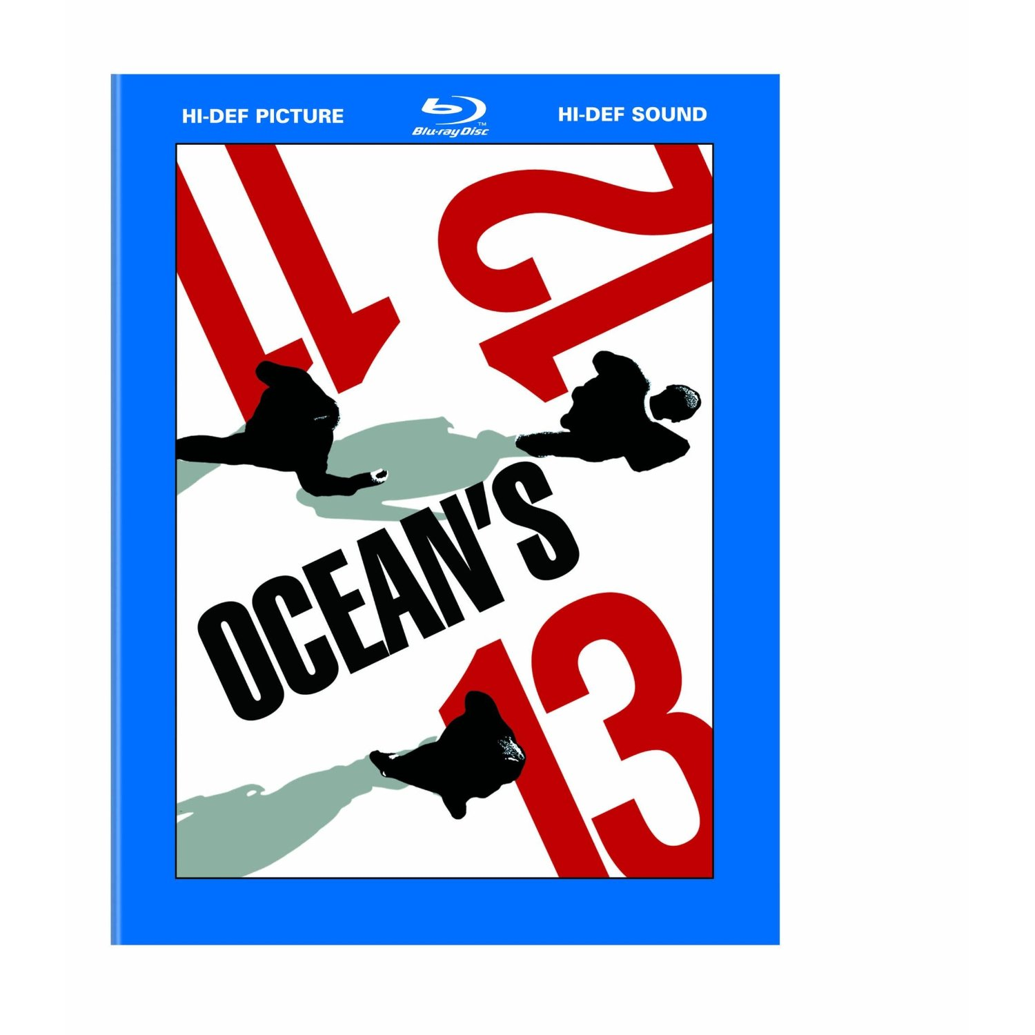 oceans trilogy on dvd