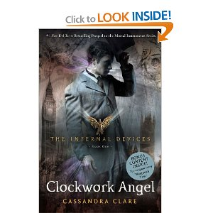 Clockwork Angel - Amazon