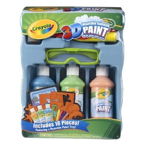 Crayola 3D Deluxe Sidewalk Paint Tray - Amazon