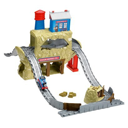 Fisher Price Take N Play Thomas Gold Rush Run