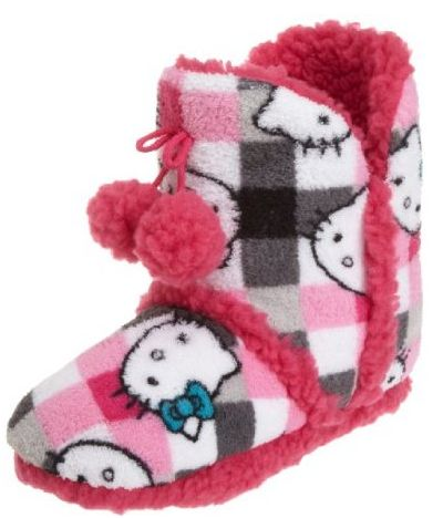 Hello Kitty Juniors Slipper