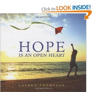 Hope Is An Open Heart - Amazon