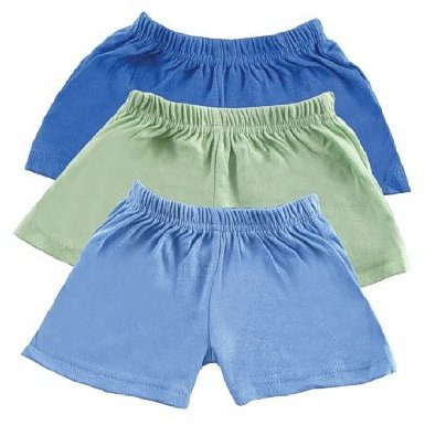 Infant Shorts - 3-pk - Amazon