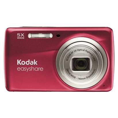Kodak EasyShare M52 14MP Digital Camera