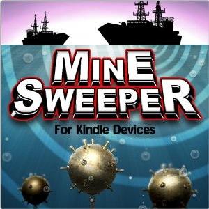 Mine Sweeper - Free Kindle Game