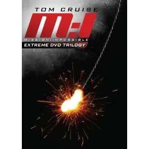 Mission Impossible Gift Set Collection - Amazon