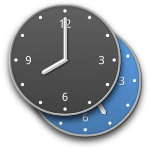 PolyClock World Clock - Amazon Free App of the Day