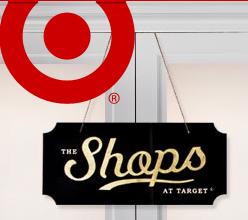 the shops at target