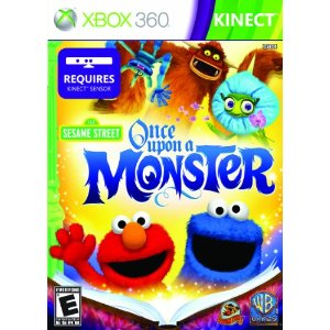 Sesame Street Once Upon a Monster for Xbox 360 Kinect
