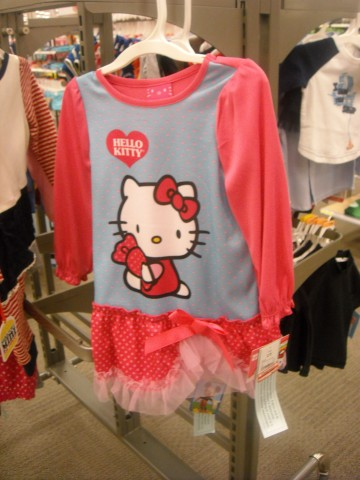 Target Clearance - Hello Kitty