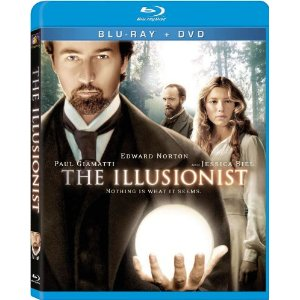 The Illusionist - blu ray