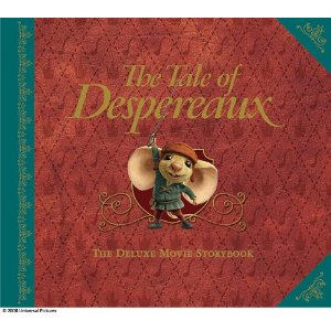 The Tale of Despereaux Movie Storybook - Amazon