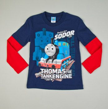 Thomas the Tank Engine 2fer Tee - totsy