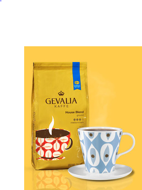 gevalia coffee sample