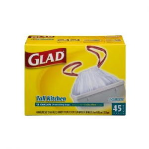 glad trash bags coupon