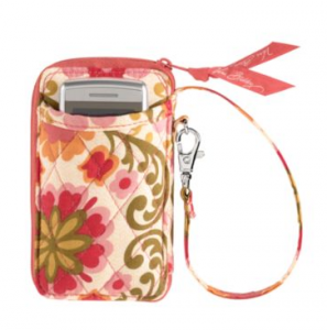 vera bradley-all in one wristlet
