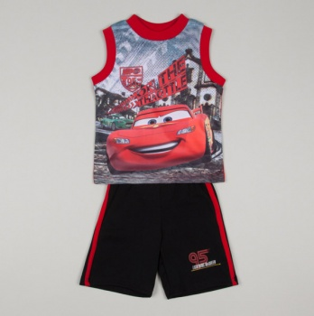 Cars 2 - Infant-Toddler Tank Set - Totsy