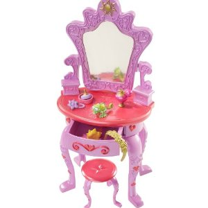 Disney Tangled Featuring Rapunzel Vanity Playset - Amazon Toy Deal