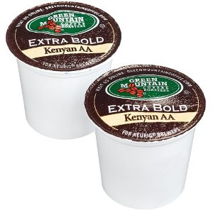 Green Mountain Coffee Kenyan AA, K-Cup for Keurig Brewers - Amazon