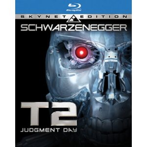 Amazon Deals Terminator 2 Blu-ray
