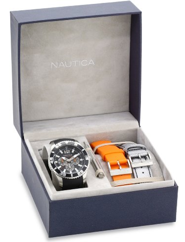 nautica watch box set