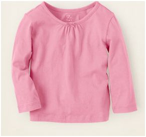 Baby Girls Layering Tee - Children's Place