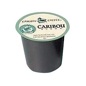 Caribou Coffee, Caribou Blend, K-Cup Portion Pack for Keurig
