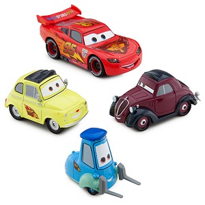 Cars 2 Die Cast Set