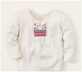 Children's Place Infant Top