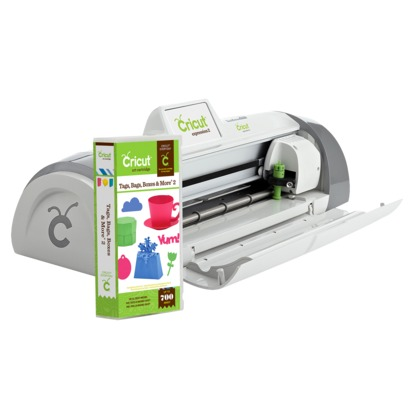 Cricut Expression 2 Machine & Cartridge Set - Target
