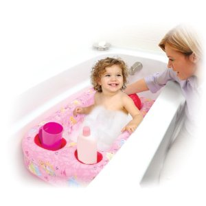 Disney Inflatable Bathtub - Amazon Baby