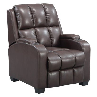 Home Theatre Recliner - Espresso