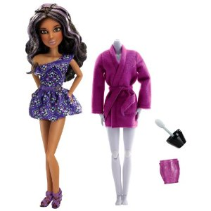 Liv Doll Alexis Spa Doll With Fab Fx Accessory Sample