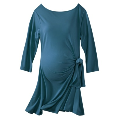 Merona® Maternity Boat-Neck Tunic Top - Target
