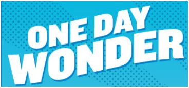 Old Navy One Day Wonder