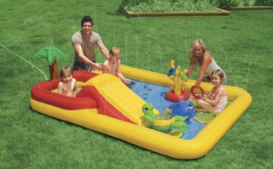 Intex Pool - Ocean Play Center