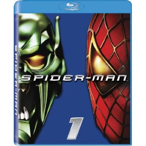 Spider-Man Blu Ray