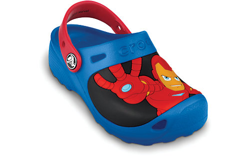 Super Hero Crocs