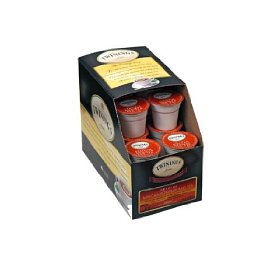 Timothy's World Tea, African Rooibos Tea, K-Cup for Keurig Brewers