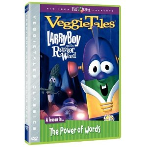 VeggieTales Classics - Larry-Boy and the Rumor Weed