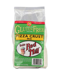 bob's red mill pizza crust mix