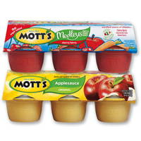 motts applesauce coupon